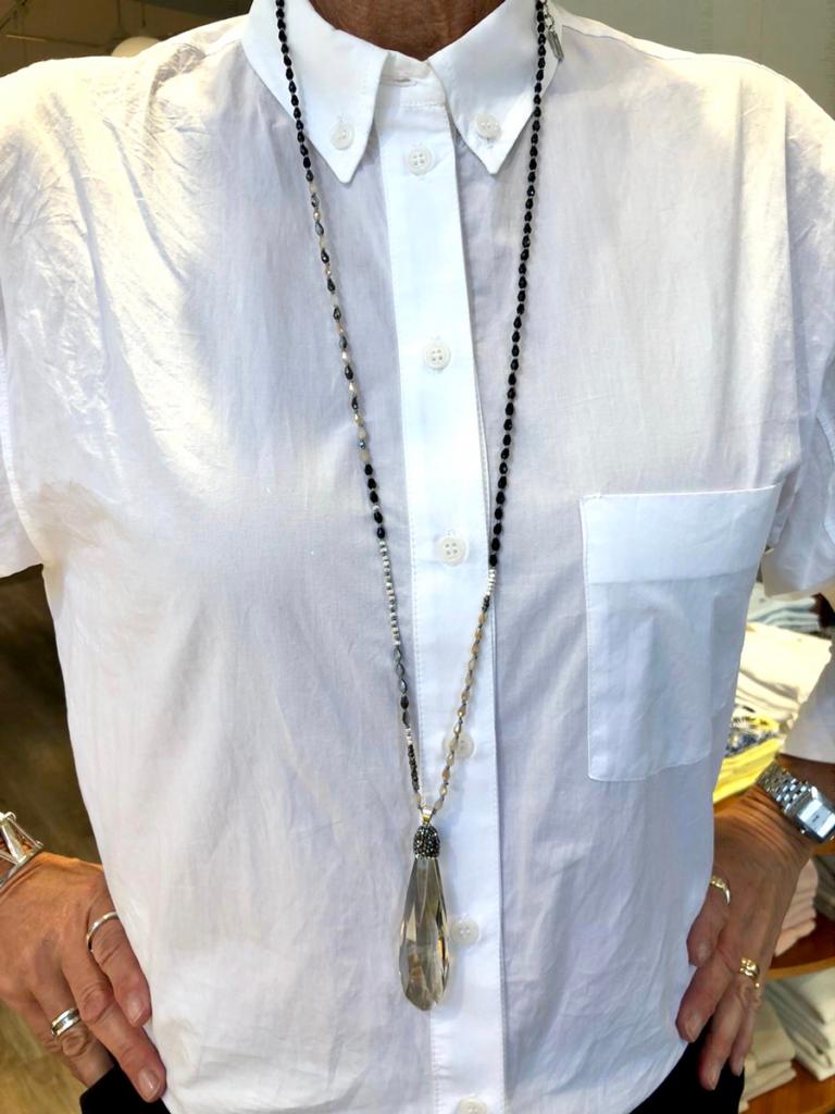 Nya sommarklänningar och vackra halsband – Jacobsson blogg
